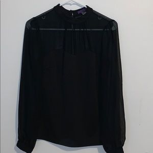 FOREVER 21 Sheer top size Small